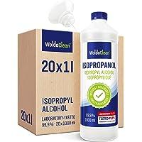 Isopropanol 99,9% Isopropylalkohol Reiniger inkl. Ausgießer 1.000ml
