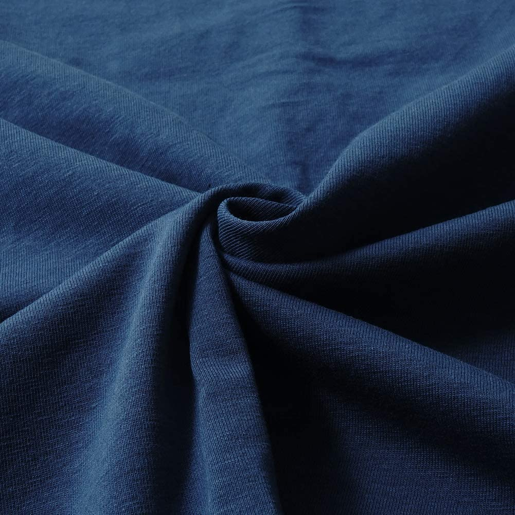 MAGIMODAC Damen Tshirt Shirt Baumwolle Tank Top Tanktop Tops Oberteile Bluse Blusentop Kurzarm///Ärmellos mit Regenboge