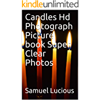 Candles Hd Photograph Picture book Super Clear Photos