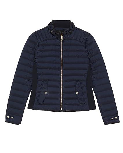 modern design discount wide varieties Amazon.com: Zara Women Lightweight Down Puffer Jacket 0518 ...