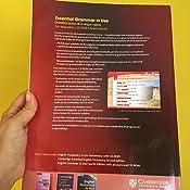 Essential grammar in use with key + cd rom: Amazon.es: Murphy ...