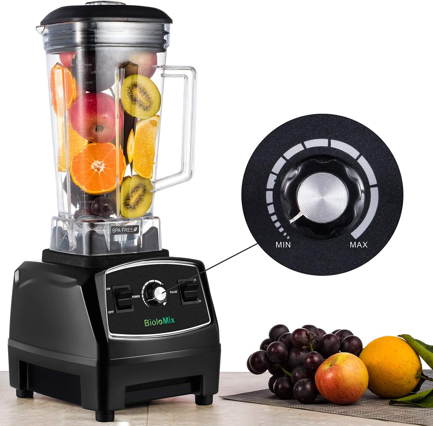 Best Blender Under $100 - Countertop Blender Professional Commercial Blender
