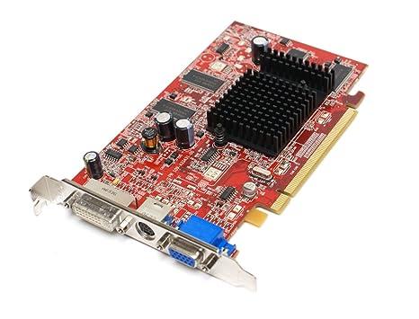 Genuine Dell jh471 ATI Radeon X600 256 MB DDR DVI VGA S ...