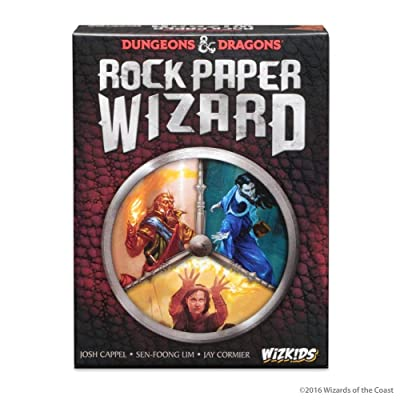 Rock Paper Wizard: Toys & Games
