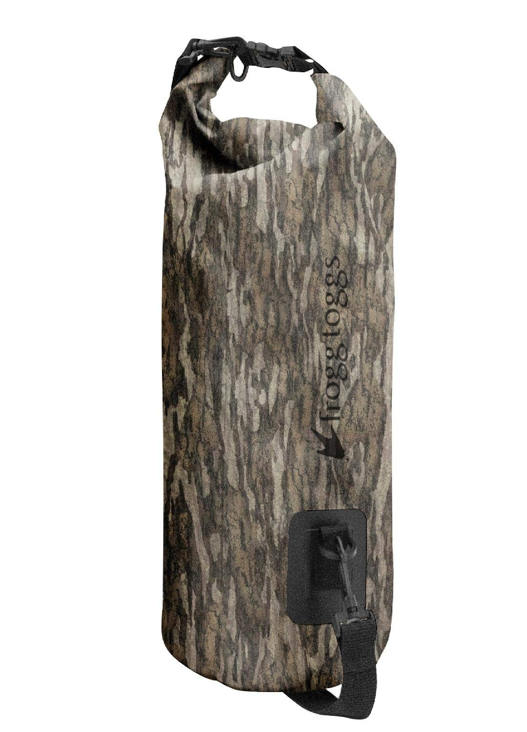 Frogg Toggs Dead Silence Brushed Camo Pullover Hoodie, Mossy Oak Bottomland, Size Small Dead Silence Brushed Camo Pullover Hoodie, Water-Resistant, Mossy Oak Bottomland, Small