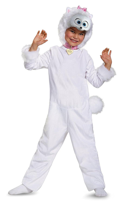 tomar hasta un 70% de descuento Disguise Gidget Deluxe The Secret Life of Pets Universal Universal Universal Costume, Small/4-6X by Disguise  alta calidad y envío rápido