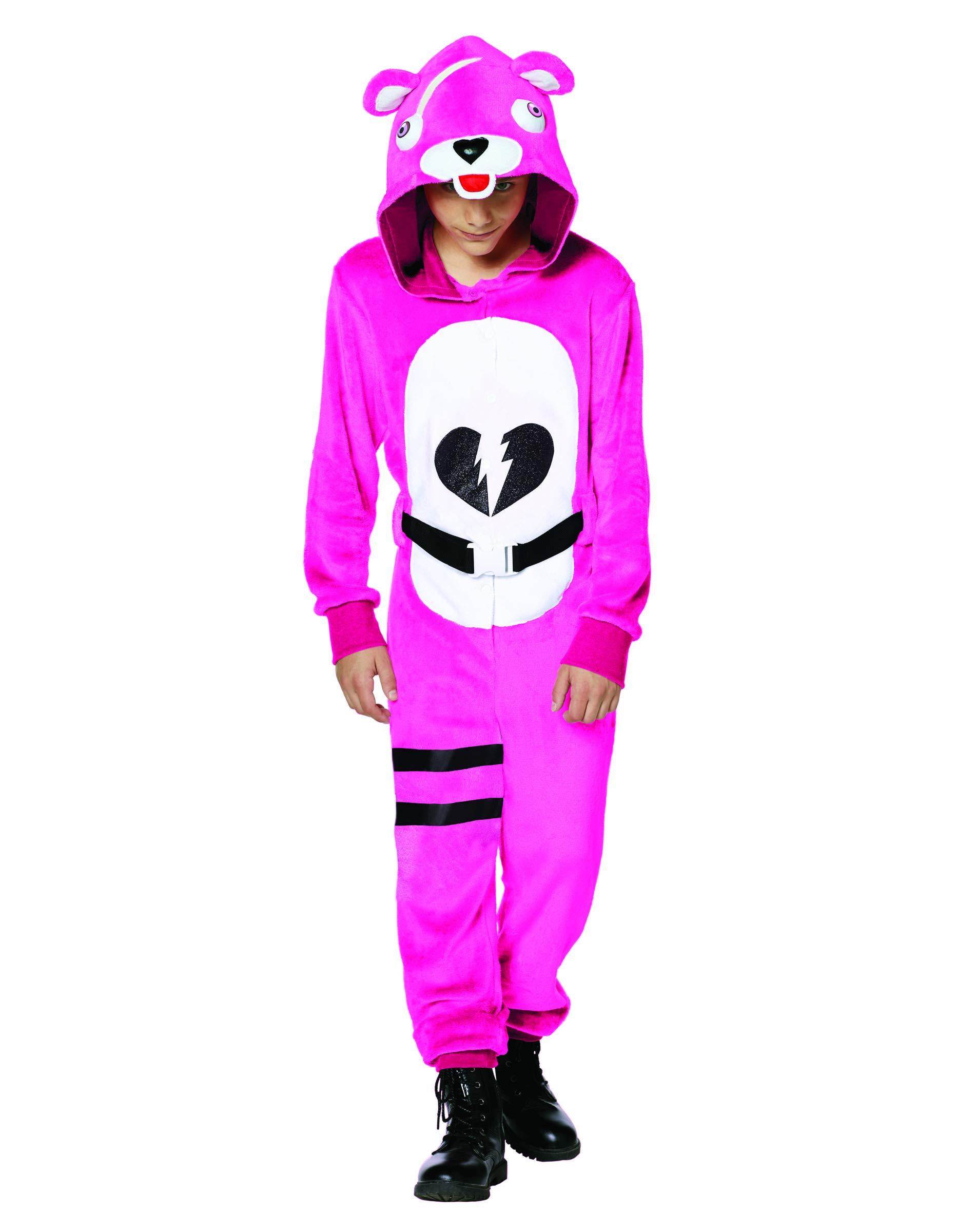 Spirit Halloween Kids Fortnite Plush Cuddle Team Leader Costume by Spirit Halloween (Image #2)