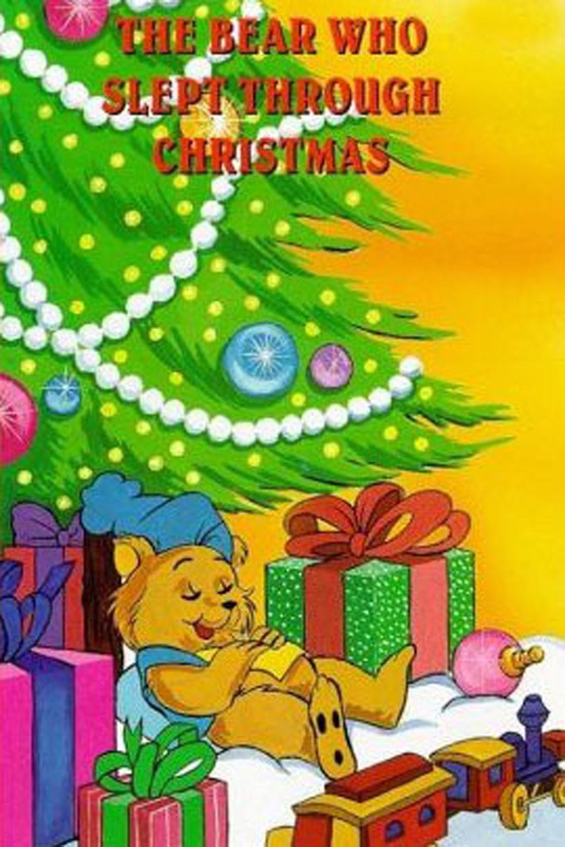 Amazon The Bear Who Slept Through Christmas Tom Smothers Arte