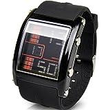 [フランテンプス]FRANC TEMPS 腕時計 HUIT ユイット ブラックxブラック (ボーイズ) FTHB-0101 メンズ