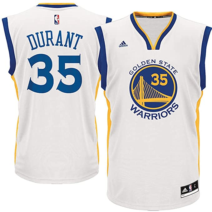 premium selection 8b029 cb2ef Amazon.com : 2017 new Kevin Durant #35 Golden State Warriors ...