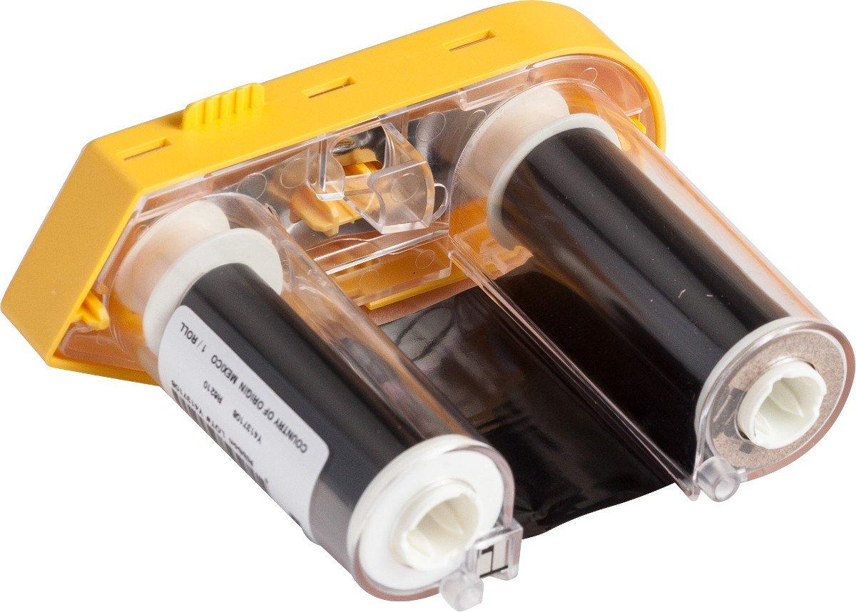 Brady M61-R6210 - Bmp61 Series Printer Ribbon - R6200 Resin, Black, 2'' W x 75' by Brady