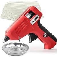 Hi-Spec 10W Compact Hoge/Lage *DUBBELE-TEMP* Lijmpistool, Uitklapbare Voet om Oppervlakken te Beschermen, Nauwkeurige…