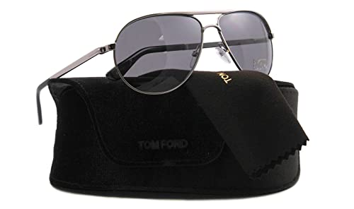 a079d2ae1f52b Amazon.com  Tom Ford Sunglasses TF 144 SILVER 14D MARKO  Tom Ford  Shoes