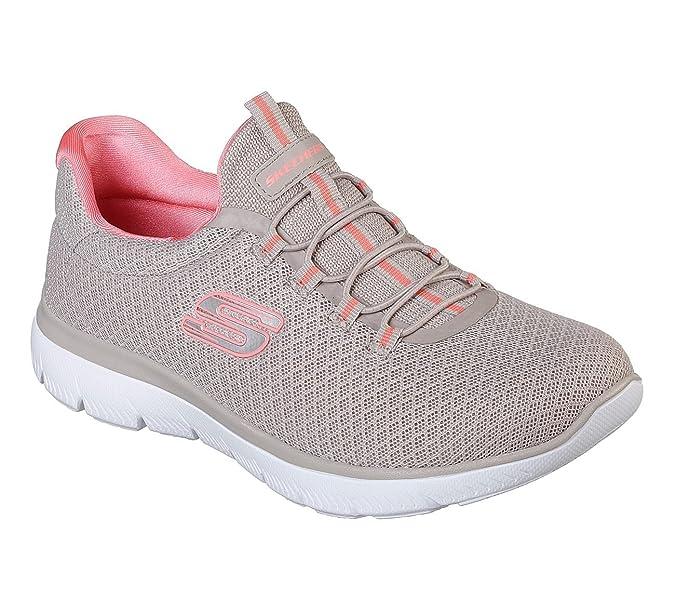 Skechers Women's Summits Sneaker: : Schuhe 2YBDV
