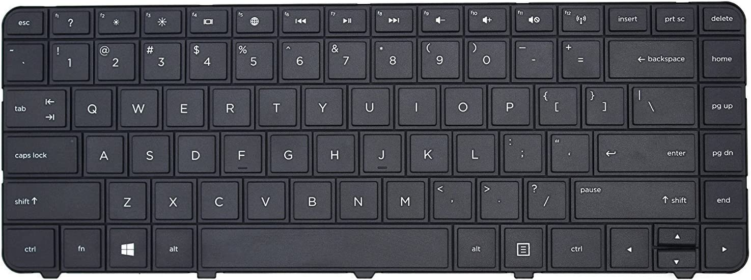 wangpeng NEW US black keyboard For HP SG-46610-XUA 55012DP00-289-G SN3112Z