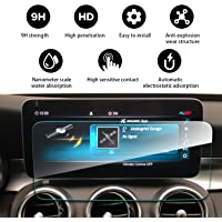 YEE PIN 2019 Mercedes Benz Clase C W205 10.25 Pulgadas Navigation Screen Film, Tacto Sedoso Slippage fácil de Limpiar Scratch Resistance Anti-Explosion & High Sensitivity Screen Protector