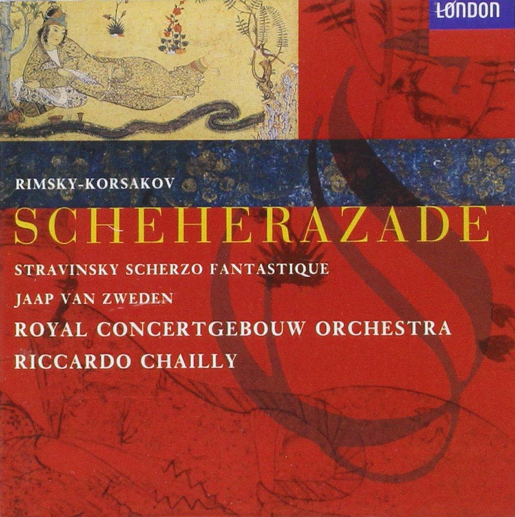 Rimsky-Korsakov / Stravinsky: Scheherazade / Scherzo Fantastique