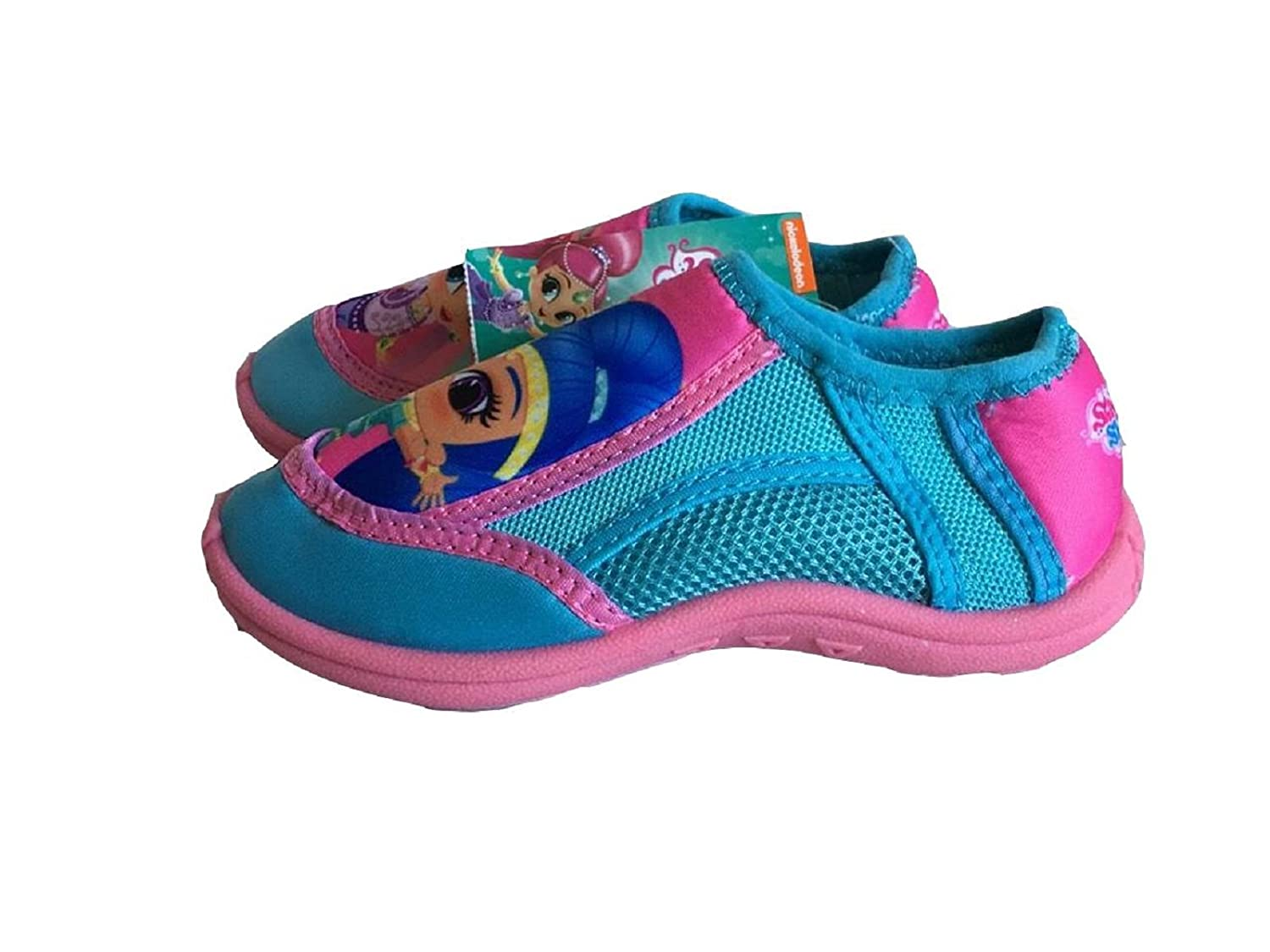 ACI Shimmer and Shine Girls Water Shoes