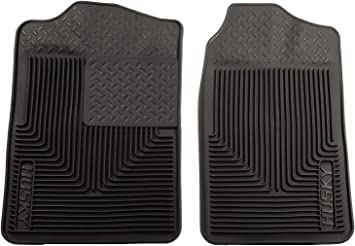 Amazon Com Husky Liners Front Floor Mats Fits 88 99 C1500 K1500 88 00 C2500 K2500 Automotive
