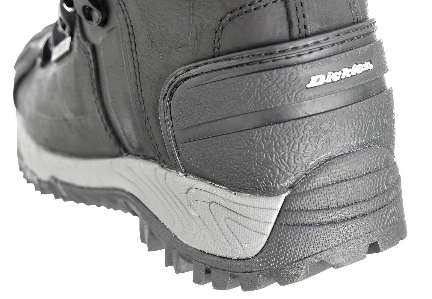 Schuhgr/ö/ße:40 Dickies gef/ütterte Winterschuhe Arbeitsschuhe S3 Medway UK 6.5 Farbe:schwarz