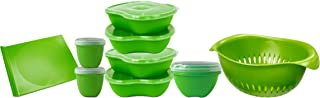 product image for Preserve Apartment Kitchen Starter Set, Green