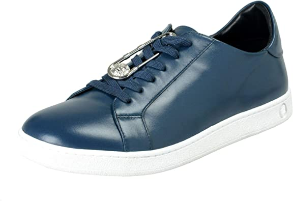 versace leather shoes