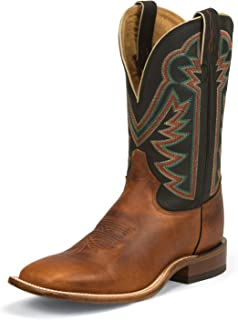 product image for Tony Lama Men's Faded Ranch Cowboy Boot Square Toe