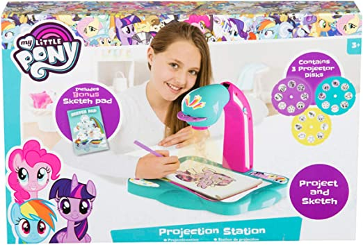Hasbro My Little Pony My Little Pony - Estación de proyección para ...