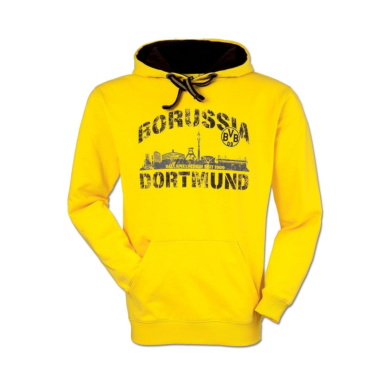 Borussia Dortmund-Kap.-Sw. mit Skyline (gelb)