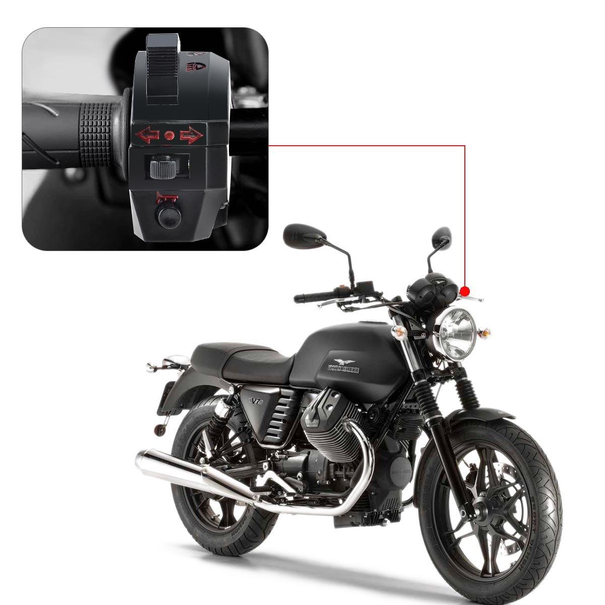 Kawell Switch Light Turn Signal Dirt Bike Honda Ktm Dual Sport Wiring Diagram Suzuki Kawasaki Yamaha Motorcycle Universal 520 450 530 500 250 Wr Wrf Xr 600