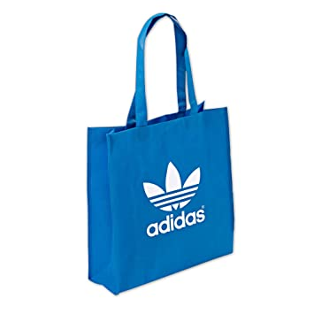 Adidas Equipment Bags Ac Trefoil Shop Blue Wht Uni  Amazon.co.uk  Sports    Outdoors f9ec1dd5ff3c9
