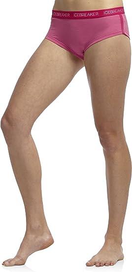 Mujer Icebreaker Sprite Hot Pantalones