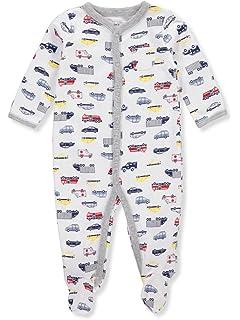 b2bd2fc93 Amazon.com  Carter s Baby Boys  Striped Sleep N Play (Baby)  Infant ...
