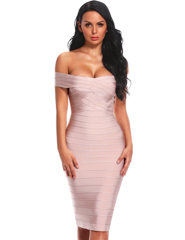 adccf7e64f6 Amazon.com  Hego  BANDAGE DRESS