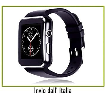 Smart Watch Phone elegante pantalla táctil, Bluetooth ...