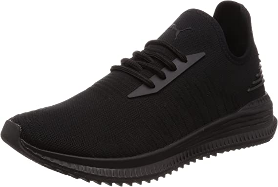 Puma Avid Evoknit Mens Sneakers Black