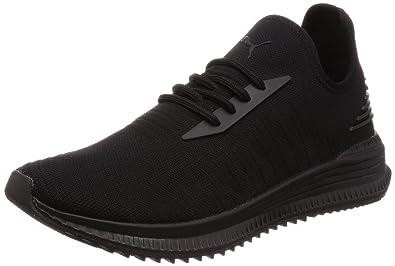 0ce4baf7ace98 Puma Avid Evoknit Hombre Zapatillas Negro  Amazon.es  Zapatos y complementos