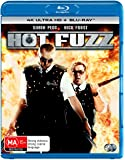 Hot Fuzz [2 Disc] (4K Ultra HD + Blu-ray)
