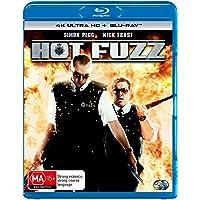 Hot Fuzz [2 Disc] (4K Ultra HD + Blu-ray)