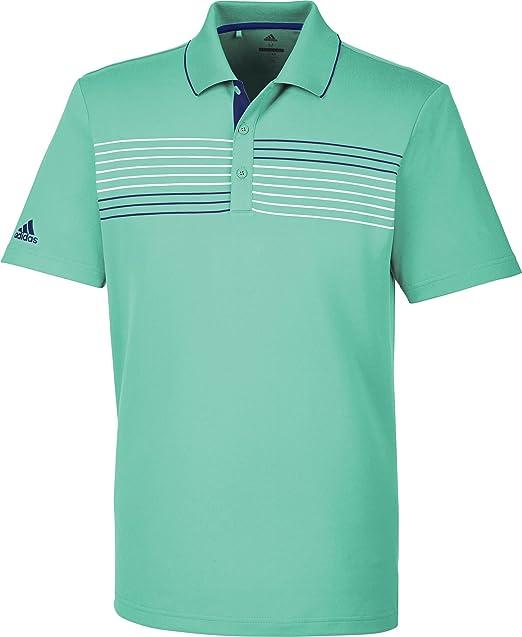 adidas CD3320 Polo de Golf, Hombre, Verde, XL: Amazon.es: Ropa y ...