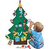 Árbol de Navidad DIY, Fansport niño Árbol de navidad árbol de navidad pequeño Navidad Decoración Colgante para Niños mini arbol de navidad arboles de navidad decorados Escuela Cafe casa decoración