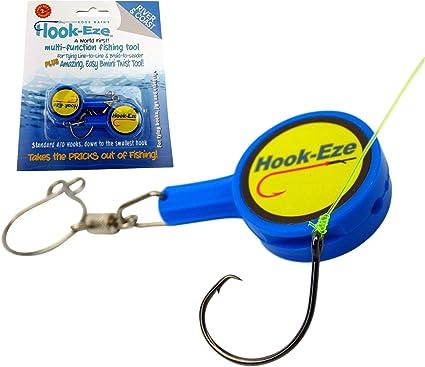 fish hook knots