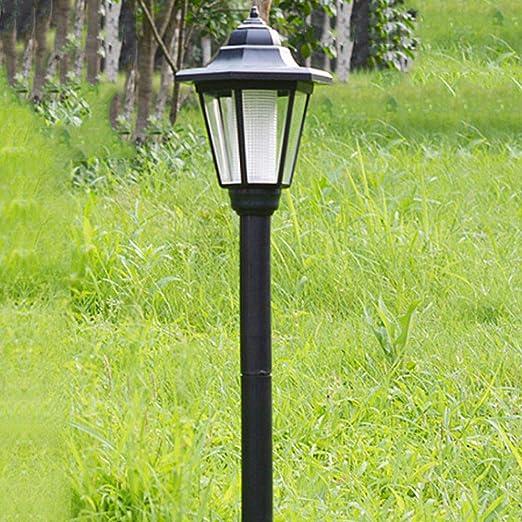 Confezione di 4 LED di diamante in acciaio inox ad alimentazione solare gioco Luce Lampada da giardino prato
