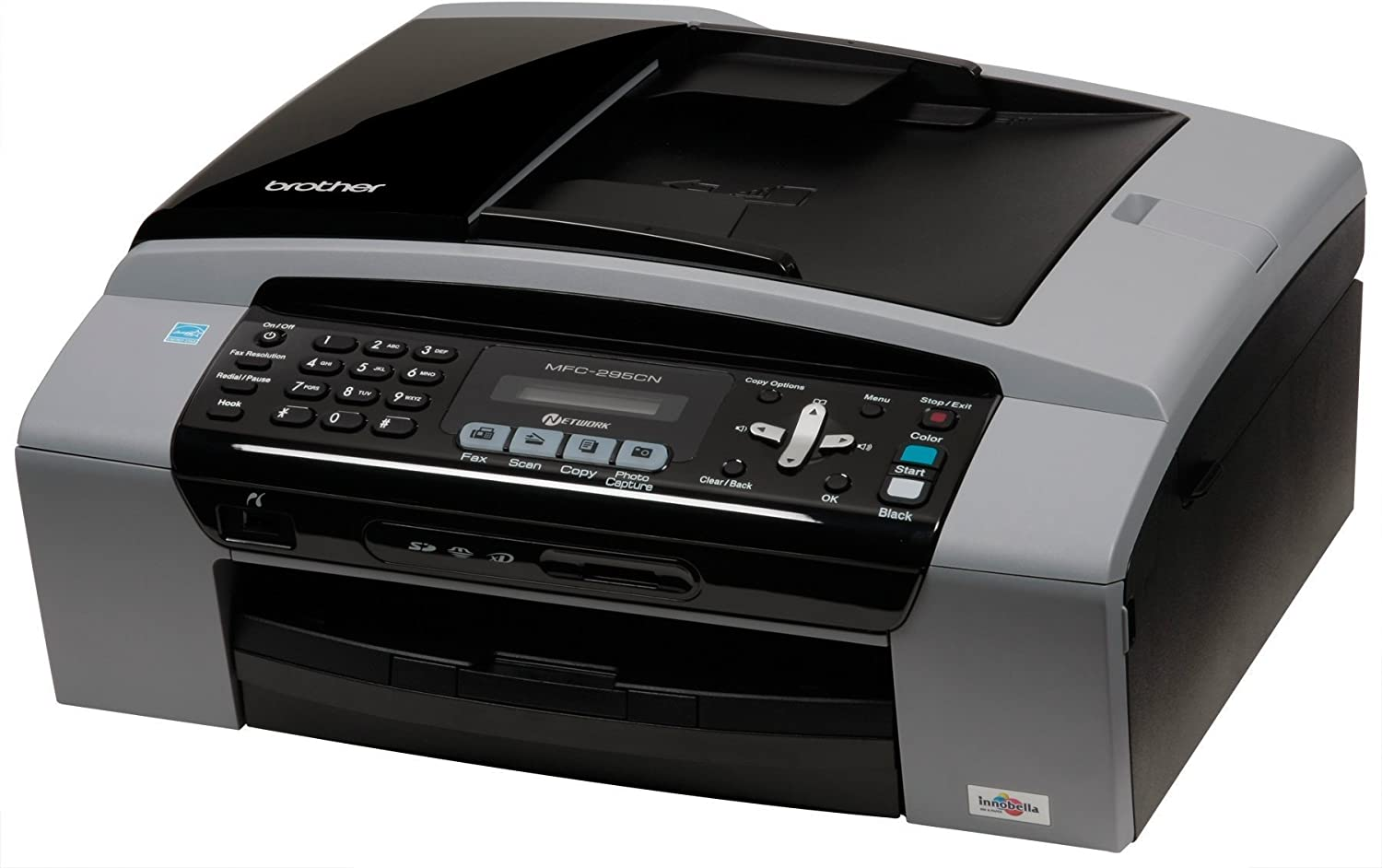 Brother MFC-295CN Color Inkjet Multifunction Center for Home/Office