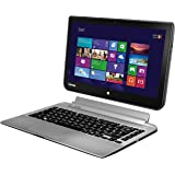 Toshiba Satellite W30T-101 13.3-inch Touchscreen Laptop (Intel Core i3 1.5 GHz Processor, 4 GB RAM, 500 GB HDD, Windows 8.1)