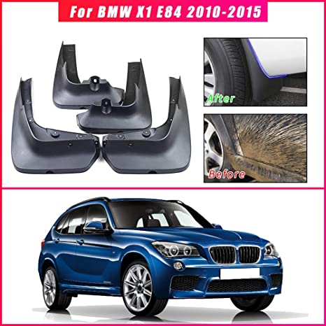 4PC SET FITS 2010-2015 4pc set IN CHANNEL RAIN GUARDS FOR BMW X1