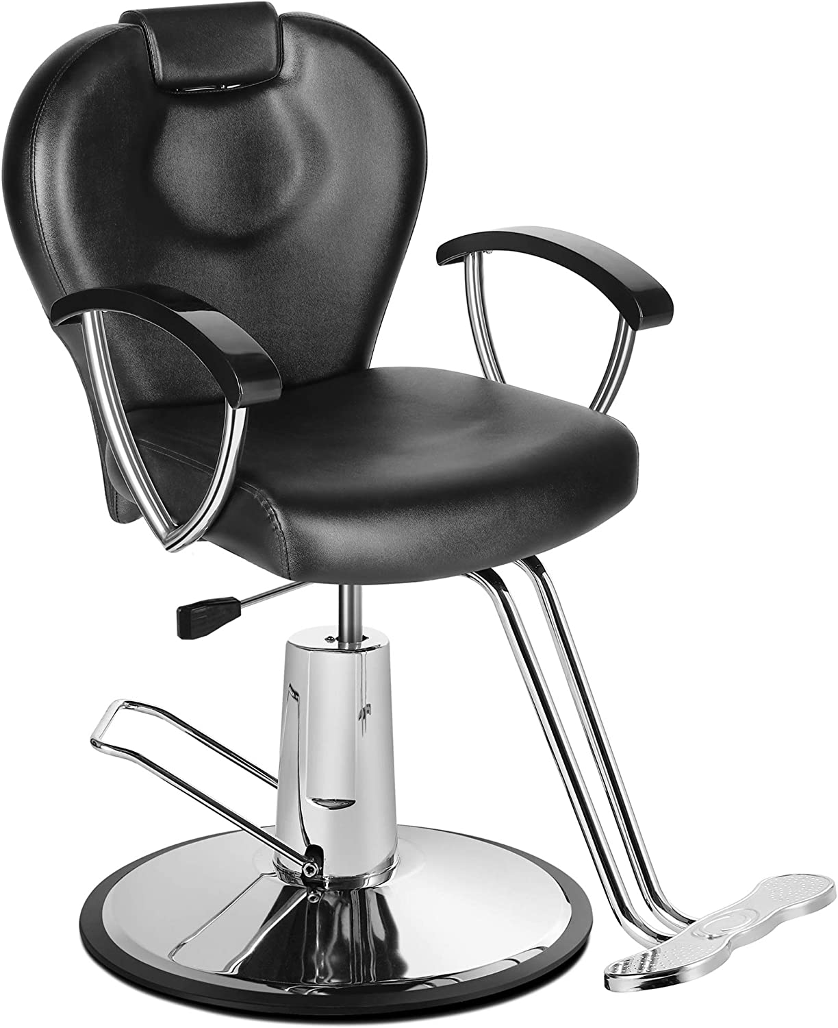 Eastmagic Hydraulic Barber Chair Reclining Salon Chair review