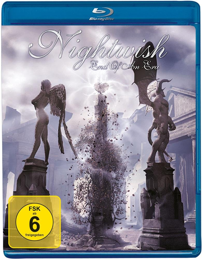 Blu-ray : Nightwish - End Of An Era (Blu-ray)