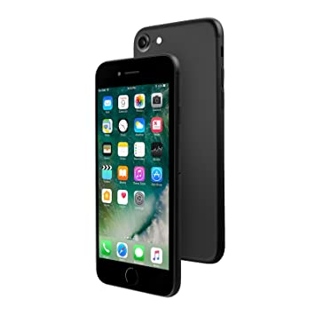 a8a12d2a9b8 Apple iPhone 7 Smartphone Libre Negro Brillante 128GB (Reacondicionado):  Amazon.es: Electrónica