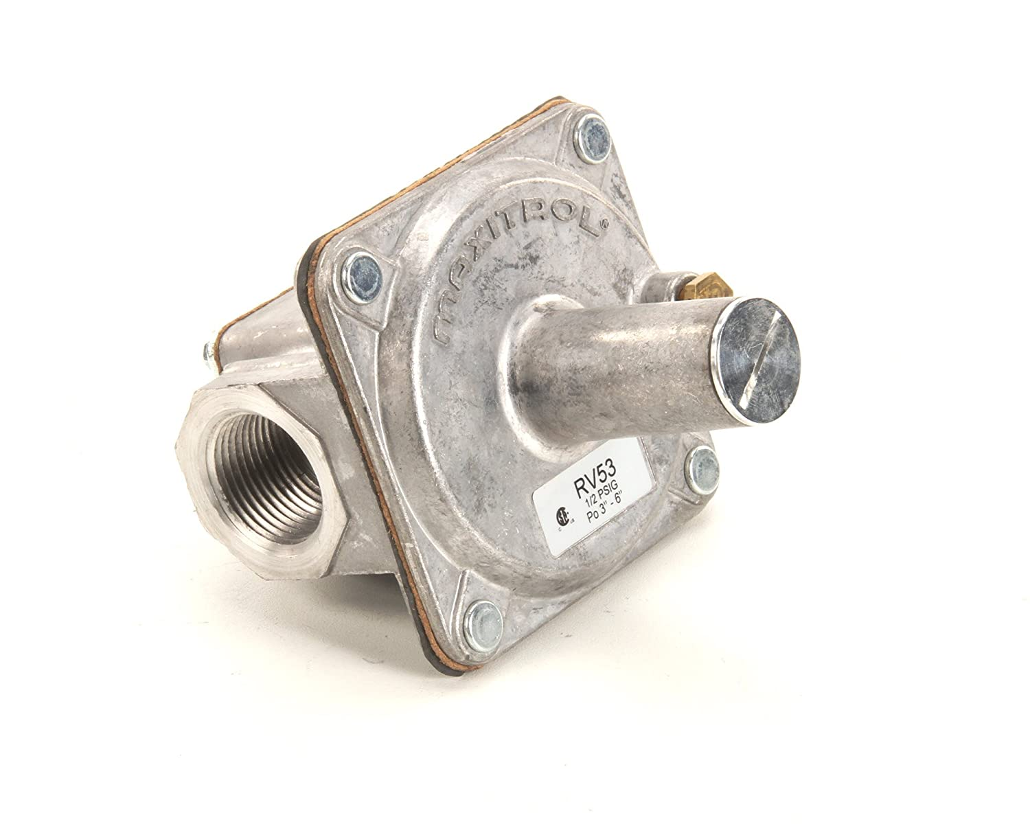 Bakers Pride 2067305 Regulator 3.5 Wc 1 Inlet